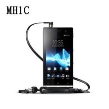 Agaring Headset MH1C For Sony Xperia X XZ2 Prestaties F5122 XA Ultra XZ E5 XZP In-ear Sports Earphone with Mic Remote Contr 3.5