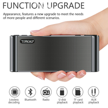 Portable Wireless Super Bass Dual Speakers