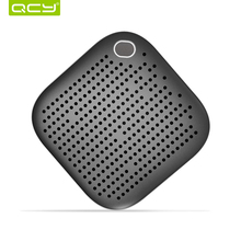 QCY metal aterial A9+ mini speaker bluetooth V4.1 wireless portable sound system MP3 music audio player 40mm horn with MIC