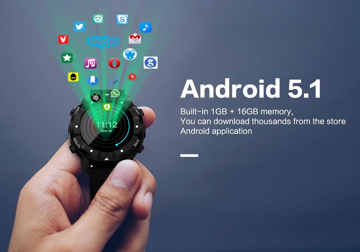 Montre intelligente Bluetooth