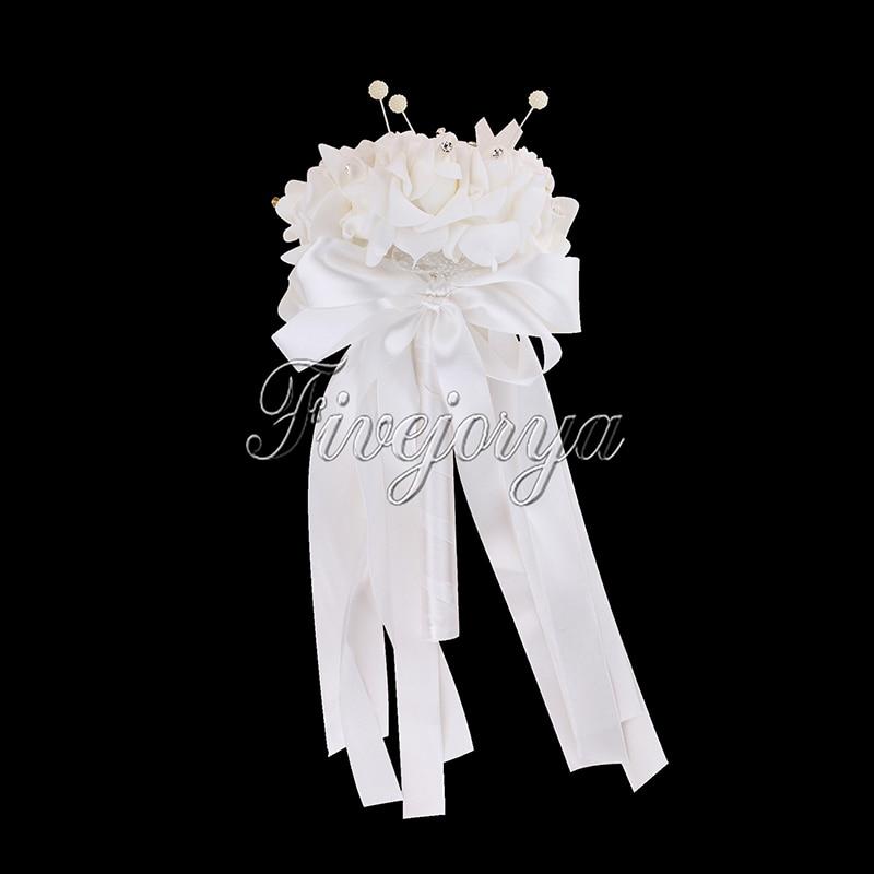Fine Wedding Bouquet Holder For Silk Flowers Ideas - Top Wedding ...