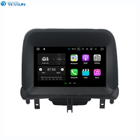 YESSUN For Ford Tourneo Courier 2014~2016 Android Car Navigation GPS Audio Video Radio HD Screen Stereo Multimedia Player.
