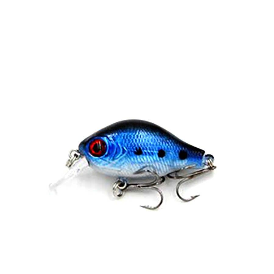 5 pièces/ensemble Spinner méné leurre de pêche 5.5cm 8g Wobblers plopper appât artificiel manivelle langue noir carpe poisson-chat Tilapia manivelle appât