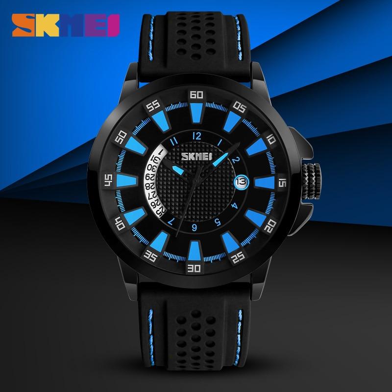 Reloj analógico de cuarzo SKMEI para hombre con fecha Relojes de - Relojes para hombres - foto 4