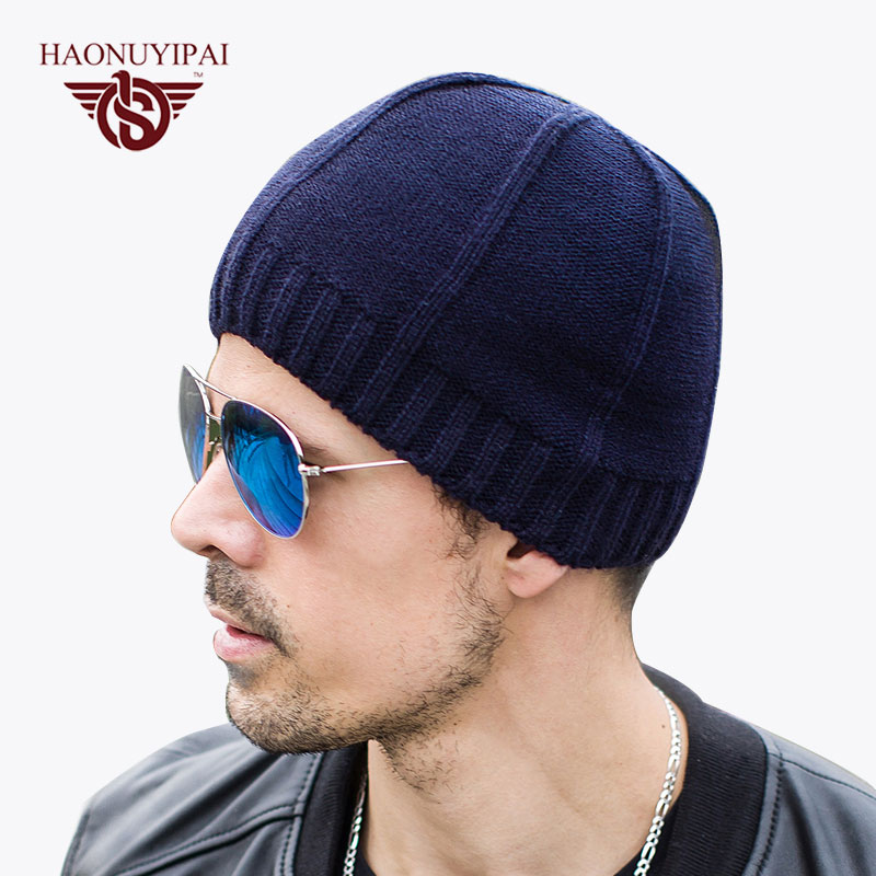 Brand 2016 Fashion Winter Hat Men Beanie Knitted Casual Caps skullies Bone  Twist Hats For Women Chapeu Feminine Gorro Touca Cap-in Skullies   Beanies  from ... f723d8e2974
