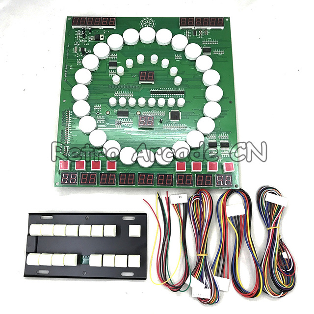 Pleasant Wholesale Mario Game Board Popular Coin Operated Casino Pcb Circuit Wiring Digital Resources Timewpwclawcorpcom