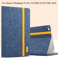 Case For Huawei Mediapad T2 Pro 10 10 1 FDR A01W FDR A03L Smart Cover Tablet