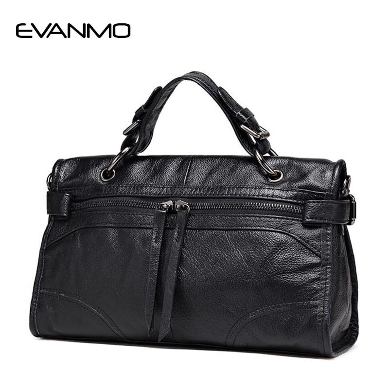 Limited Real Leather Zipper Bag Women 100% Genuine Leather Handbag Daily Shoulder Bag Easy To Carry Brand Female Crossbody Bag E цена