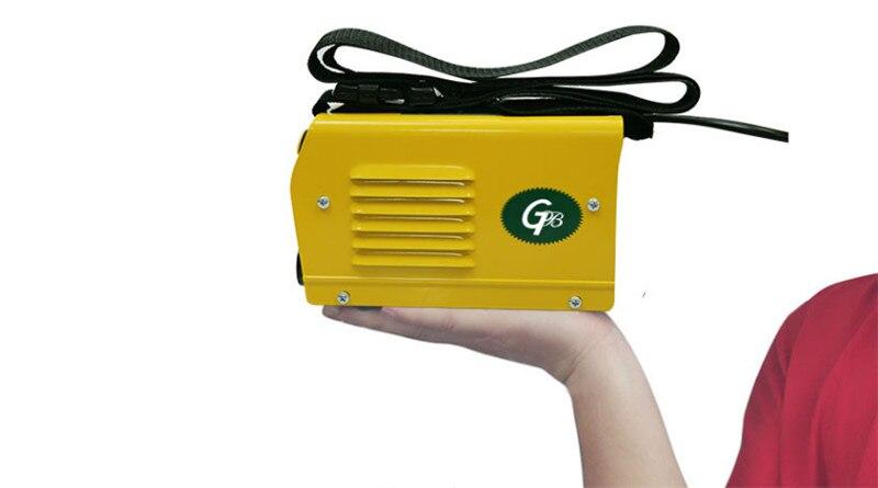 IGBT 20-200A 110/220V Inverter Arc Elektrische Schweißen Maschine MMA/ARC Schweißer für Schweiß Arbeiten und Elektrische arbeits