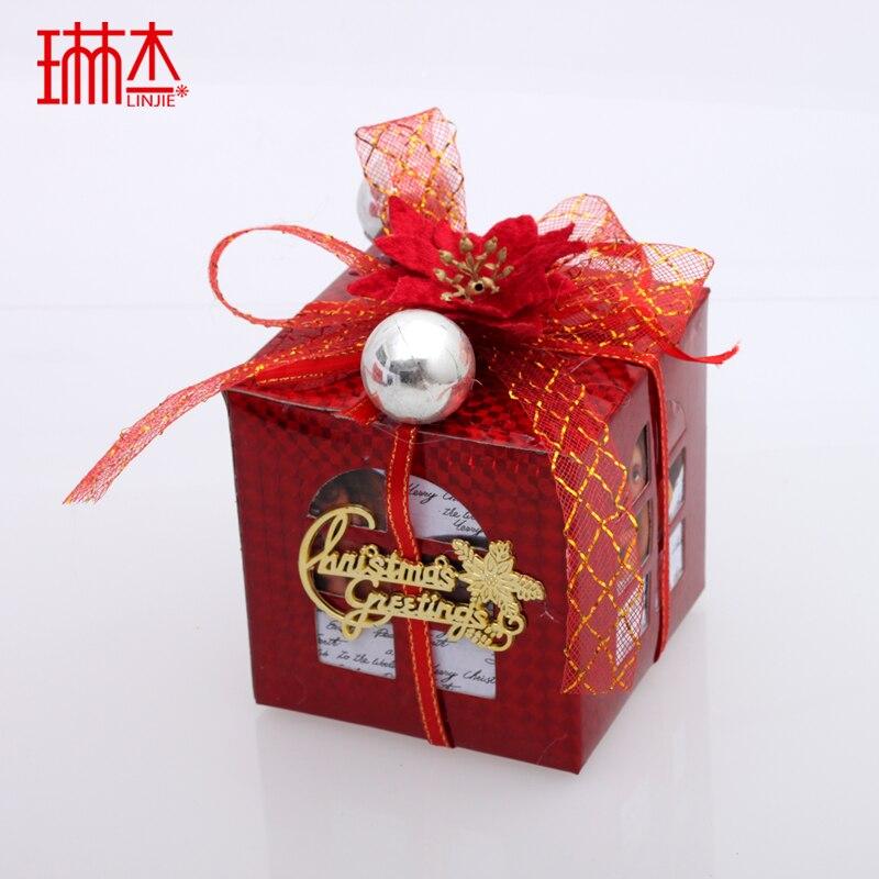 Gift Box Christmas Decorations: Popular Orange Christmas Tree-Buy Cheap Orange Christmas