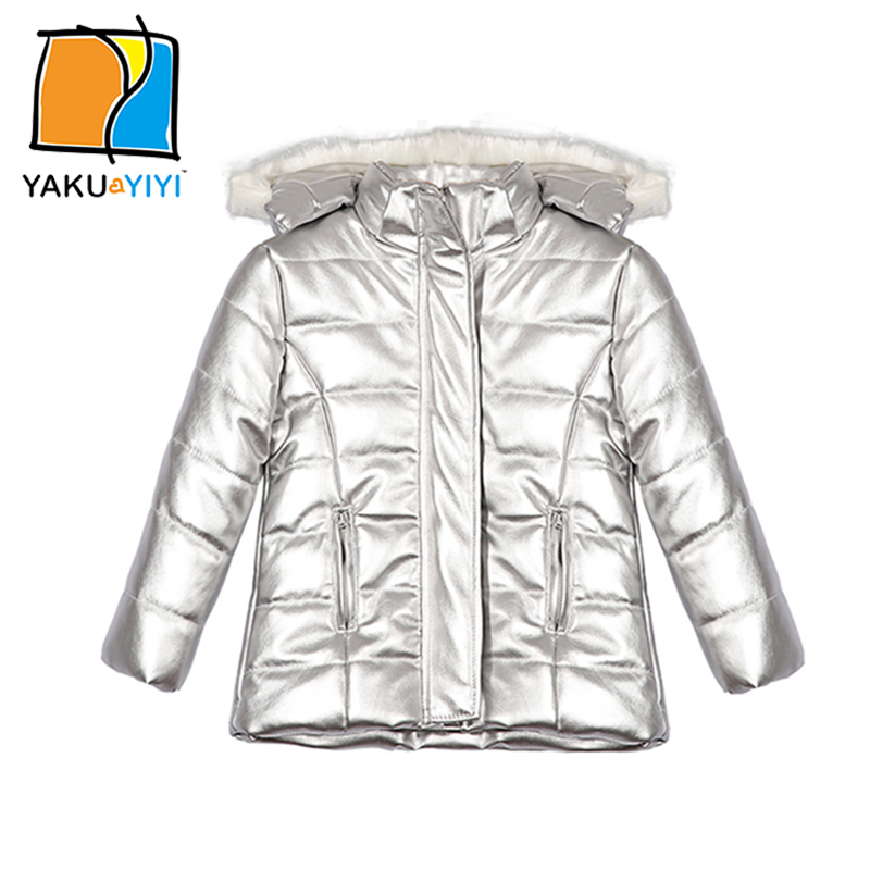 Online Get Cheap Girls Silver Coat -Aliexpress.com | Alibaba Group