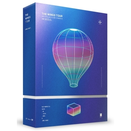 2017 BTS Live Trilogy EPISODE III THE WINGS TOUR in Seoul Release Date  2017.11.01 tvxq special live tour t1st0ry in seoul kpop album