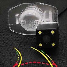 170D Intelligente Dinamica Traiettoria Tracce Auto Vista Posteriore di Parcheggio Della Macchina Fotografica Per Toyota Corolla 2007 2008 2009 2010 2011 2012 2013
