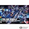 Bandai hguc 157 1/144 pmx-000 ohs messala mobile suit kits modelo de montagem