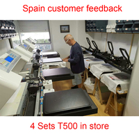 Hot verkoop dtg printer a3 size t-shirt drukmachine met lage prijs