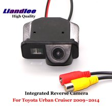 Liandlee Car Rear Reverse Camera For Toyota Urban Cruiser 2009~2014 Backup Parking Rear View Camera / Integrated High Quality mgoodoo new rear view backup camera parking assist camera 86790b1100 for toyota 86790 b11000