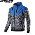 New Spring And Fall new men's hooded jacket Men casual Fashion Thin Windbreaker Zipper Coats Free Shipping