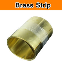 Brass Strip Coil Shim of CuZn40 2 036 CW509N C28000 C3712 H62 Strips Sheet Brass Gap
