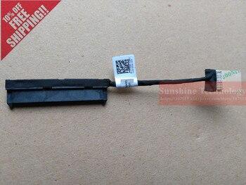 Nuevo cable de ordenador portátil para Dell Inspiron 15 5547 0T55XP DC02001X200 ZAVC0 SATA HDD Cable adaptador de disco duro
