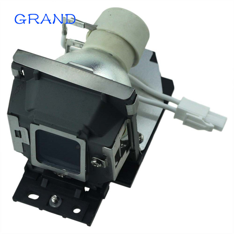 High Quality SP-LAMP-061 Replacement Projector Bare lamp bulb for Infocus IN104 IN105 with housing HAPPY BATE