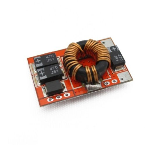 где купить DC-DC Converter step up Boost Module 3V to 5V Boost Circuit Board 3A дешево