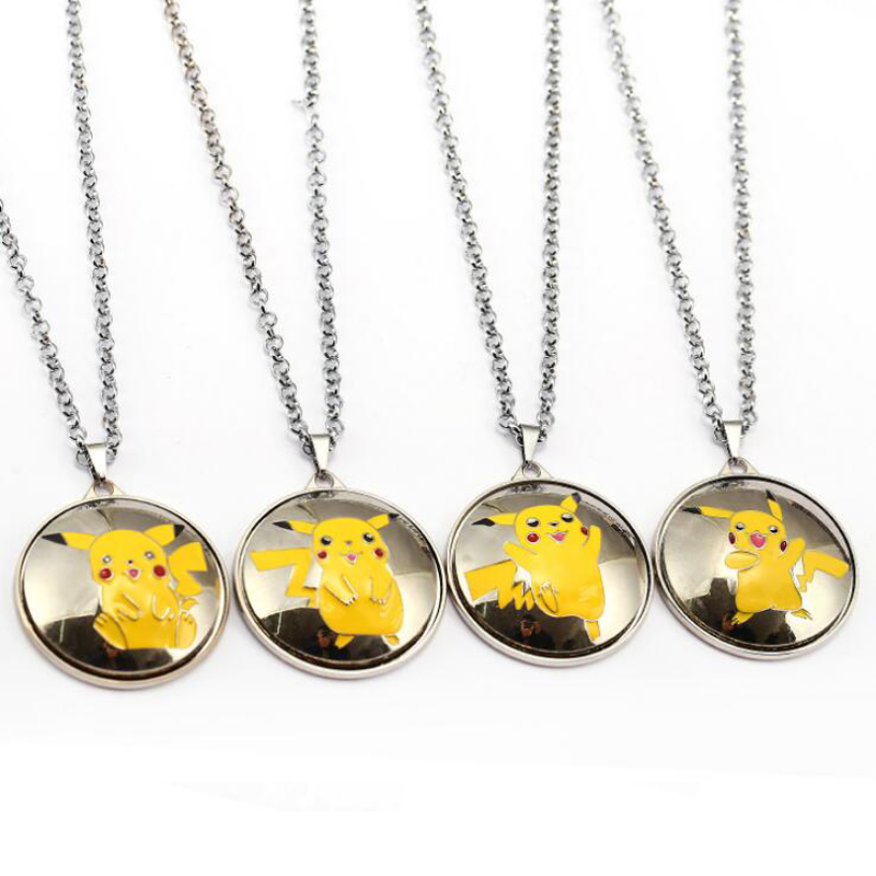 ORP Anime game theme products Pokemon Go nceklace pendant necklace fine accessories wholesale