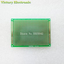 5PCS/Lot 5*7 cm Single Side Prototype PCB diy Universal Printed Circuit Board 5x7CM
