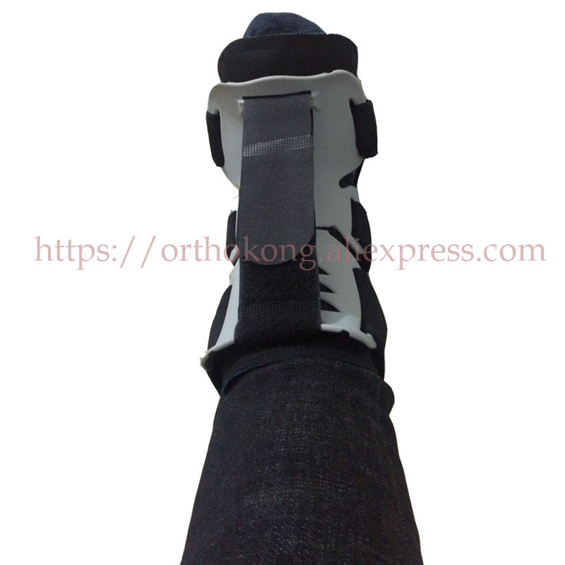 2018 NEW Dorsal Night Splint Angle Adjustable Medical Ajustable Foot Drop Brace Plantar Fasciitis Tendonitis Pain Relief Achille