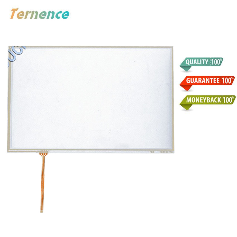 Tablet Accessories Computer & Office Provided New 10.1inch 4 Wire Resistive Touch Screen Panel For B101uan02.1 16:10 Ips Led Panel Screen Touch Panel Glass Free Shipping Punctual Timing