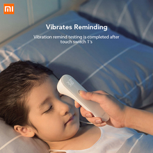 Xiaomi Mijia iHealth Thermometer Digital Fever Infrared Thermometer Non-contact Brow temperature tester for child children grownup