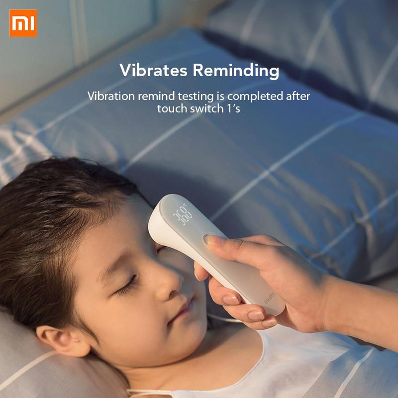 Xiaomi Norma Mijia iHealth Febbre Termometro A Infrarossi Senza contatto Della Fronte Termometro Digitale tester di temperatura per il bambino i bambini di età