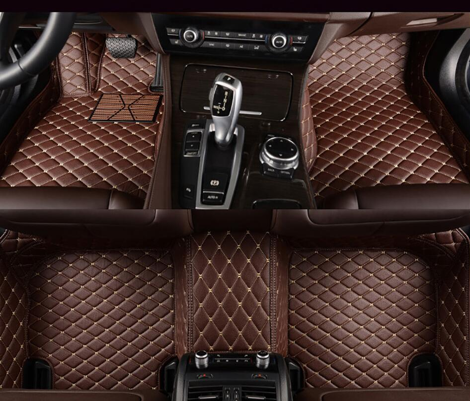 Mili Custom Fit 3d Car Floor Mats For Mercedes Benz A C W204 W205 E W211 W212 W213 S Class Cla Glc Ml Gle Gl Carpet Floor Liner