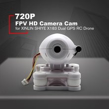 720P FPV HD Camera Cam for XINLIN SHIYE X183 Dual GPS Remote Control RC Drone Quadcopter UAV Aerial Photography