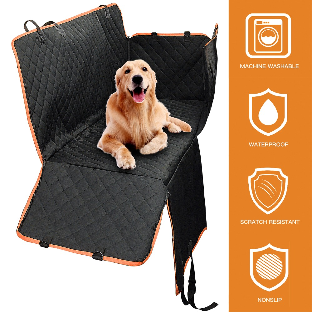 Pet Dog Car Seat Carrier Cover Rear Back Blanket Mat Non-slip Folding Cushion Mat for Dogs Folding Blankets Pet ProductsPet Dog Car Seat Carrier Cover Rear Back Blanket Mat Non-slip Folding Cushion Mat for Dogs Folding Blankets Pet Products