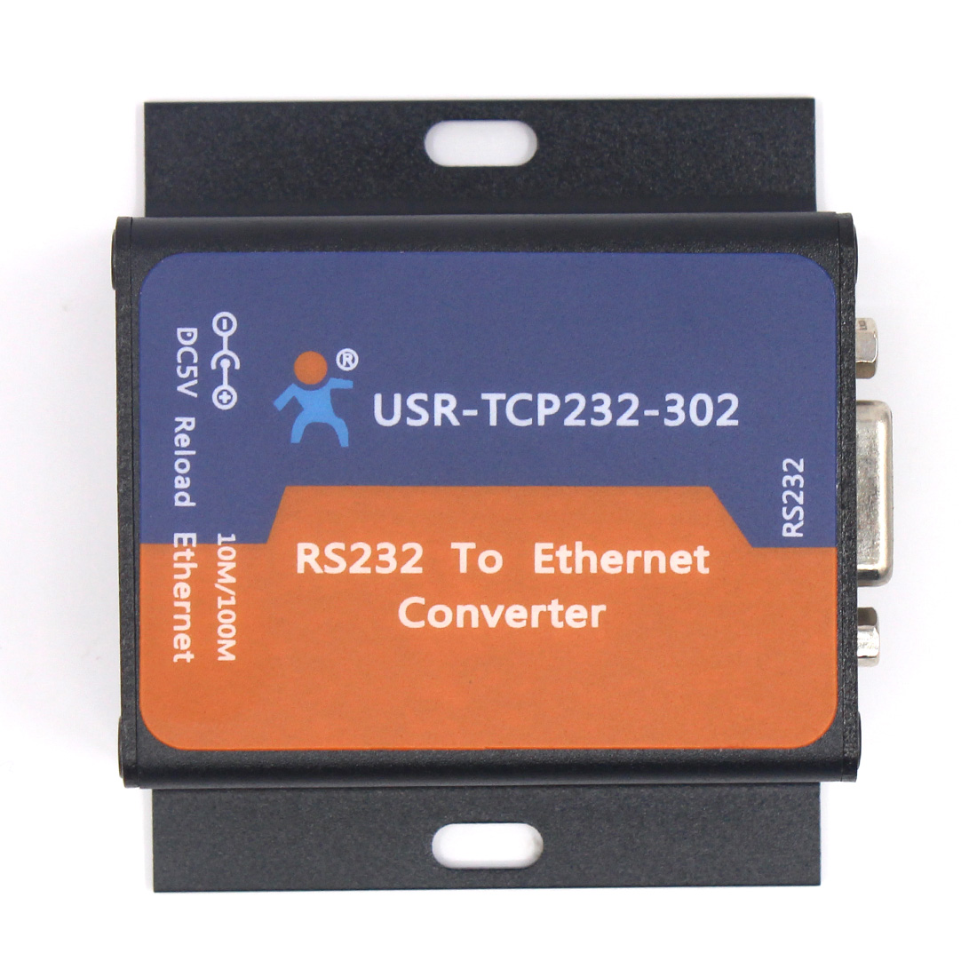 Q18041 USR-TCP232-302 Tiny Size Serial RS232 to Ethernet TCP IP Server Module Ethernet Converter Support DHCP/DNS цены онлайн