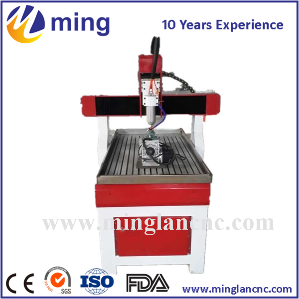 high accuracy adversting cnc router  hot selling T-slot table 4d models woodworking stone engraving rotary cylinder cnc router mini cnc router rtm 6090 with t slot vacuum table