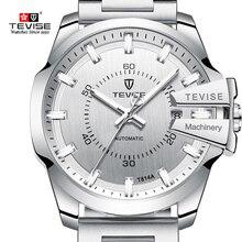 Relogio นาฬิกาทอง แฟชั่นสุดหรูแบรนด์นาฬิกาผู้ชายอัตโนมัตินาฬิกา Hot