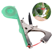 Bind Branch Machine Garden Tools Tapetool Tapener Packing Vegetable's stem Strapping Cortador Huerto Grape Binding Tape Tool