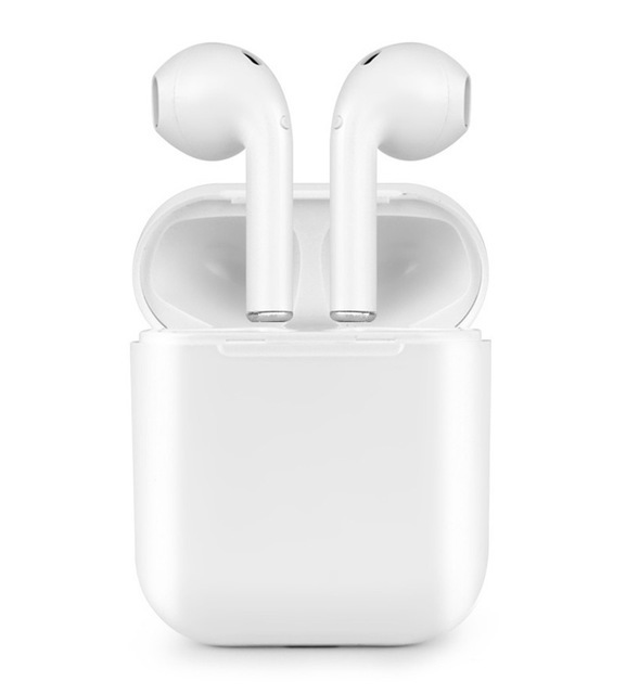 Bluetooth 5.0 Double ear IFANS Earbuds Earphone Wireless Air Headsets pods with mic for IPhone 8 7 Plus 6s Android Dropshipping