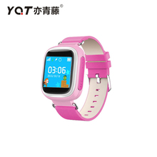 YQT Kid GPS Smart Watch Wristwatch GPS/GSM Tracker Watch SOS Call Location Device Tracker for Kid Safe Anti Lost Monitor