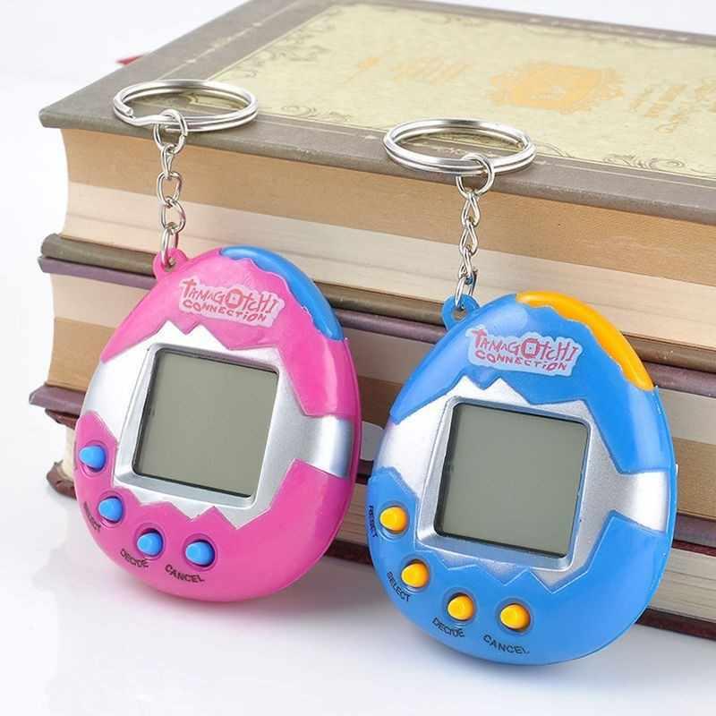 1 Pc Tamagochi Interactieve Speelgoed Voor Kinderen Mini Game Virtuele Huisdieren Kids Elektronische Verjaardag Verrassing Jongens Meisjes Educatief Gift