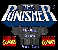 The Punisher 16 bit SEGA Genesis 1