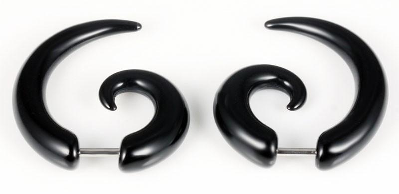 HTB1.cu4KVXXXXamXFXXq6xXFXXXt - Hog Tooth Black Stud Earrings