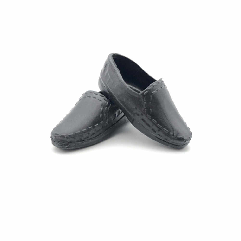 4 คู่เสื้อผ้าอุปกรณ์เสริมแต่งกายสำหรับเพื่อนตุ๊กตา Cusp รองเท้ารองเท้าผ้าใบรองเท้าเข่าสำหรับ Ken