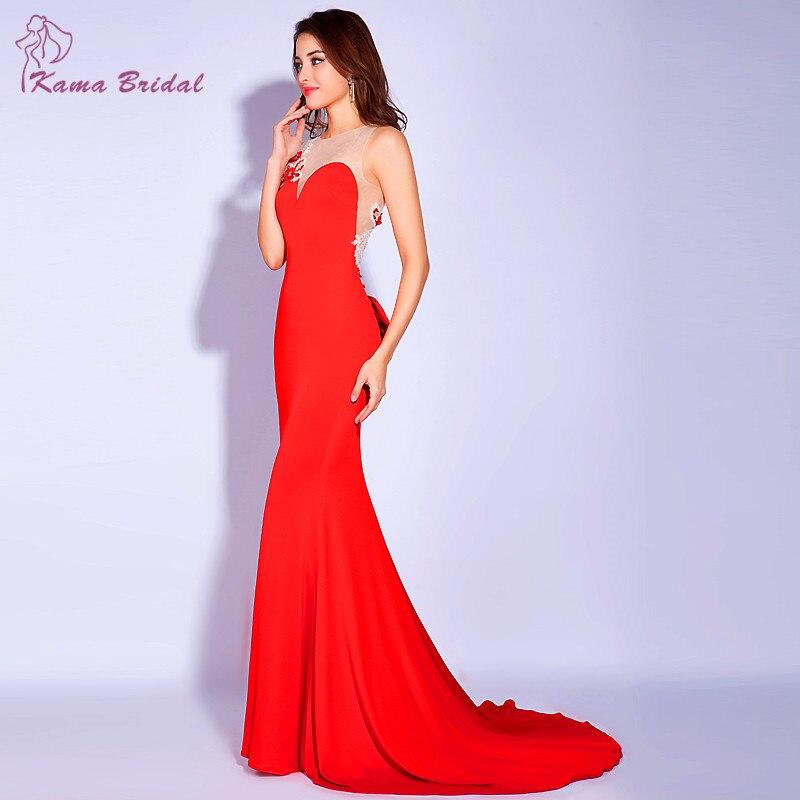 Vestidos para recepcion largos rojos