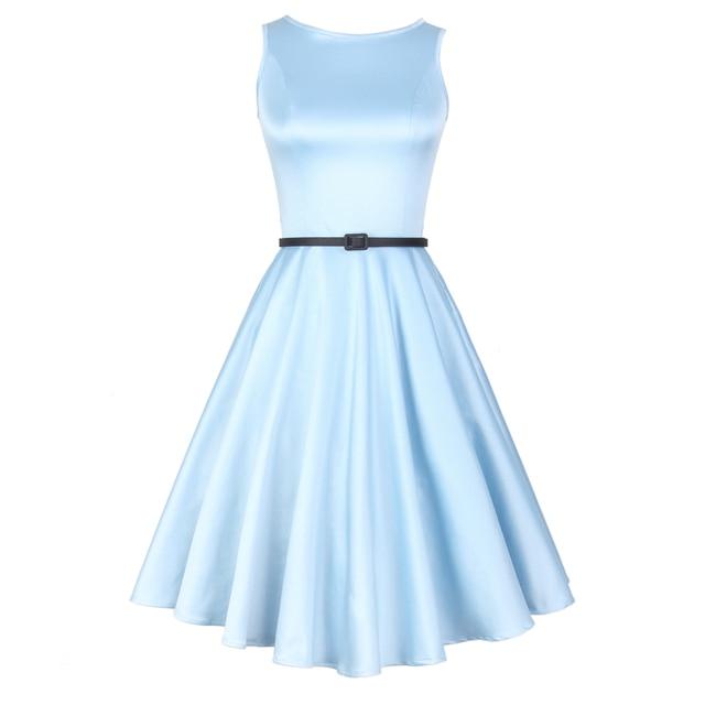 Retro Semi Formal Dresses
