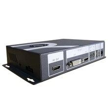 SZBITC 45/135/225/315 graus de Rotação Vertical da tela HDMI Processador de Vídeo Girar USB Entrada DVI Para Monitor de TV