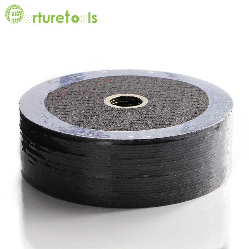 Disco abrasivo de corte ultra delgado de 4 pulgadas Rueda abrasiva de - Herramientas abrasivas - foto 3