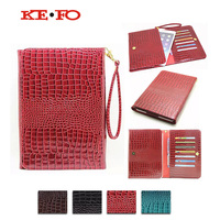 Universal Wallet Crocodile PU Leather Case Cover For Alcatel Onetouch Pop 8 8S 8 Inch Android