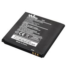 Hot Sell Backup 1300mAh Battery For Wiko Goa Smart Mobile Phone + Tracking Number